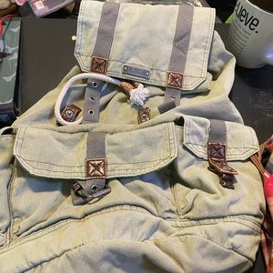 Roxy lightweight backpack